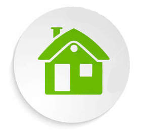 buildings and contents insurance icon