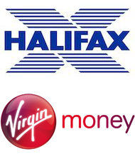 halifax and virgin logos