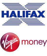 halifax and virgin logos