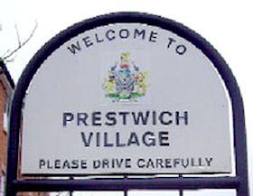 prestwich sign