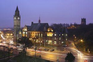 A photo of Rochdale centre