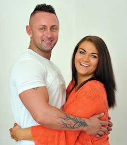 Couple from Bolton, mortgage advice by Manchester Mortgages