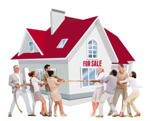 house price bidding war