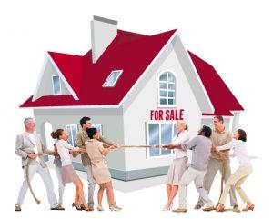 house price bidding war