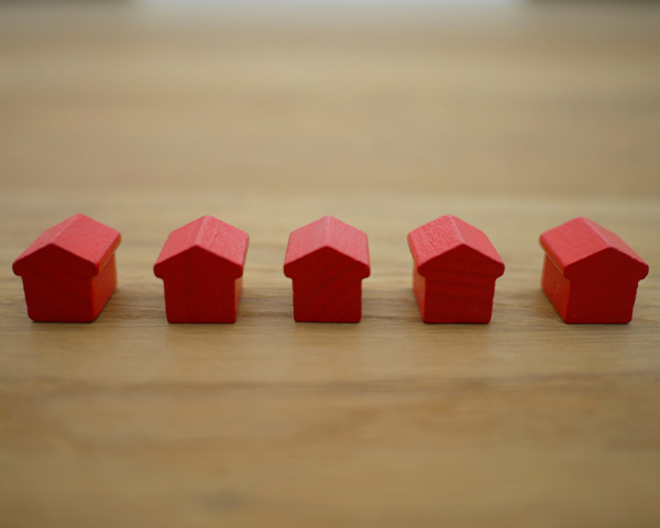 mortgage for second home purchase