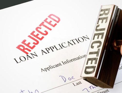 Refused a mortgage by their personal Bank